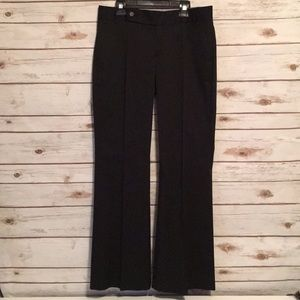 GAP WOMENS BLACK STRETCH PANTS SIZE 4